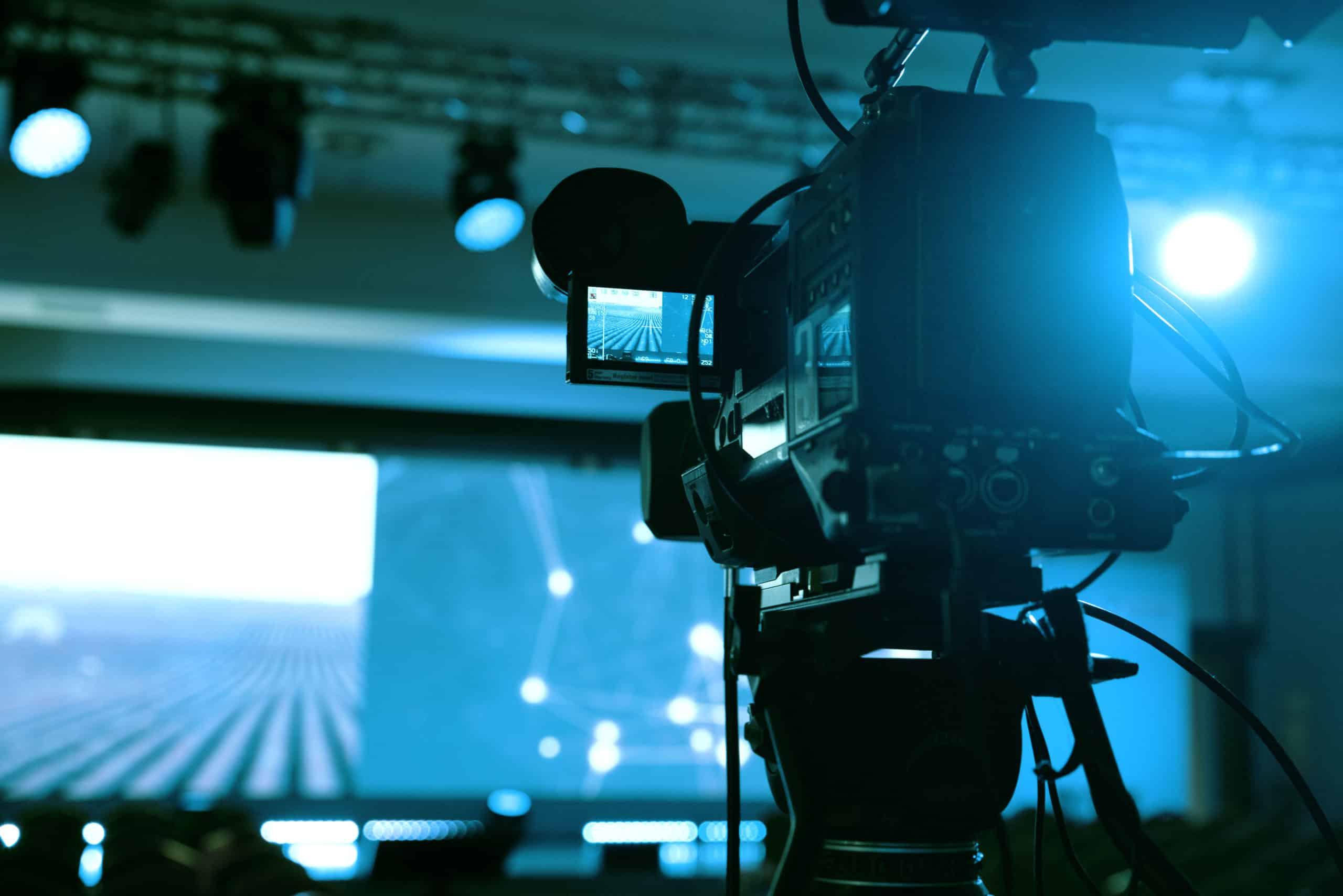 Live-Streaming-Veranstaltung