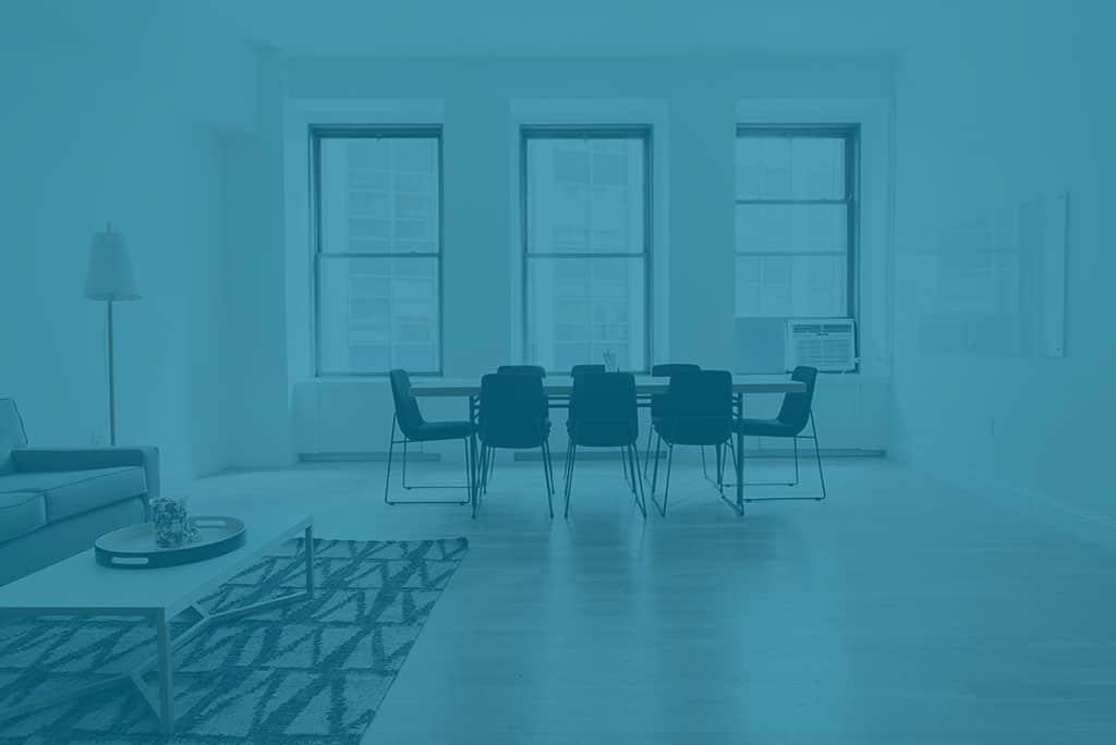Zimmerkontingent blau