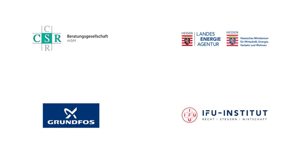 Referenzen Gruppe CSR Beratungsgesellschaft mbH LEA Grundfos IFU Institut