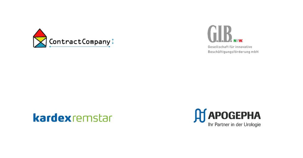 Referenzengruppe Contract Company GIB kardex remstar apogepha der Kategorie Online und Hybrid Event sowie Präsenzveranstaltung