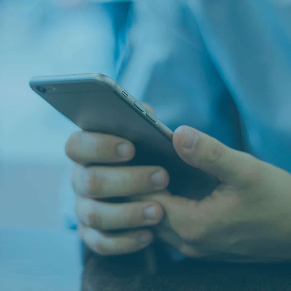 Mobile Interaktion am Smartphone für Online & Hybrid Events