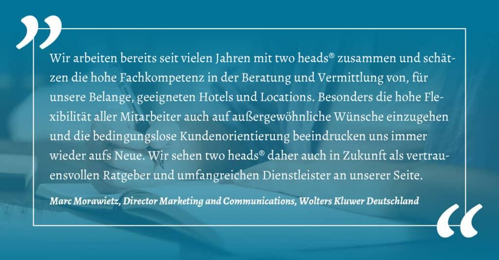 Business Events Kundenstimme von Wolters Kluwer