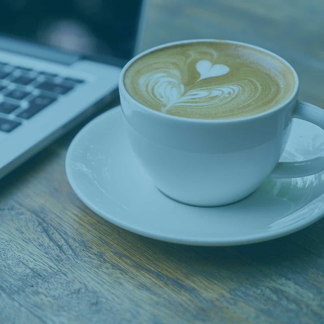 Kaffeepausen in virtueller Form für Online & Hybrid Events