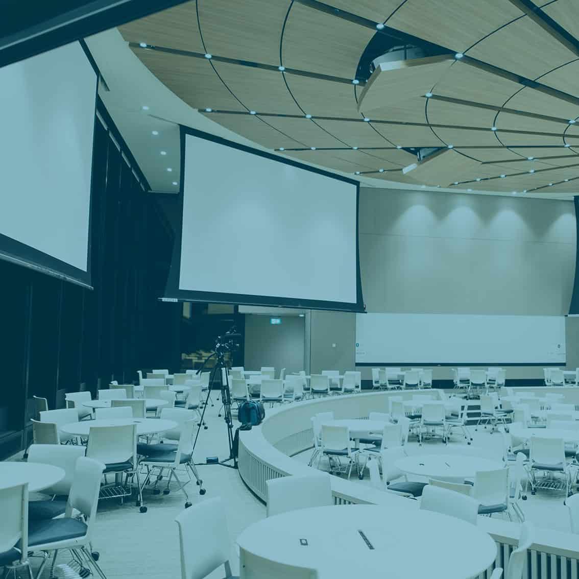 Eventkulisse Kongresssaal