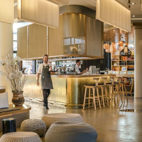 Bar und Lounge Tagung im Seezeitlodge Hotel & Spa