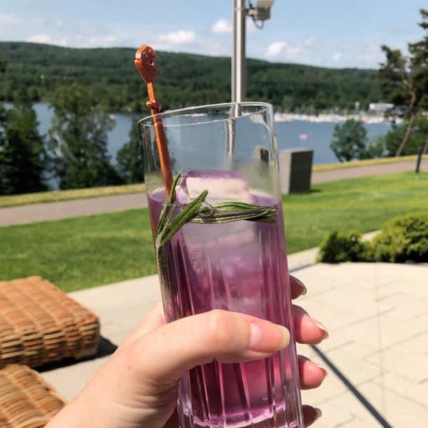 Gin Tasting im Tagungsprogramm im Seezeitlodge Hotel & Spa